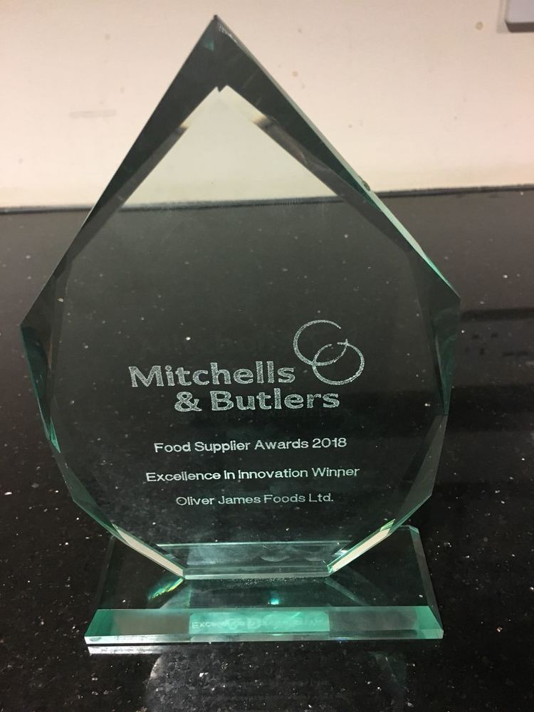 Mitchells & Butler Innovation Award