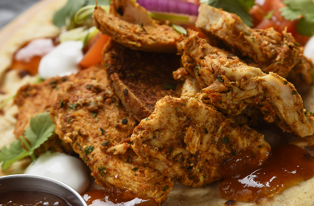 Marinated Tandoori Chicken