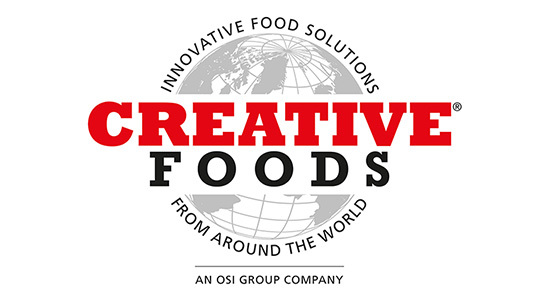 Creative Foods logo for covid story
