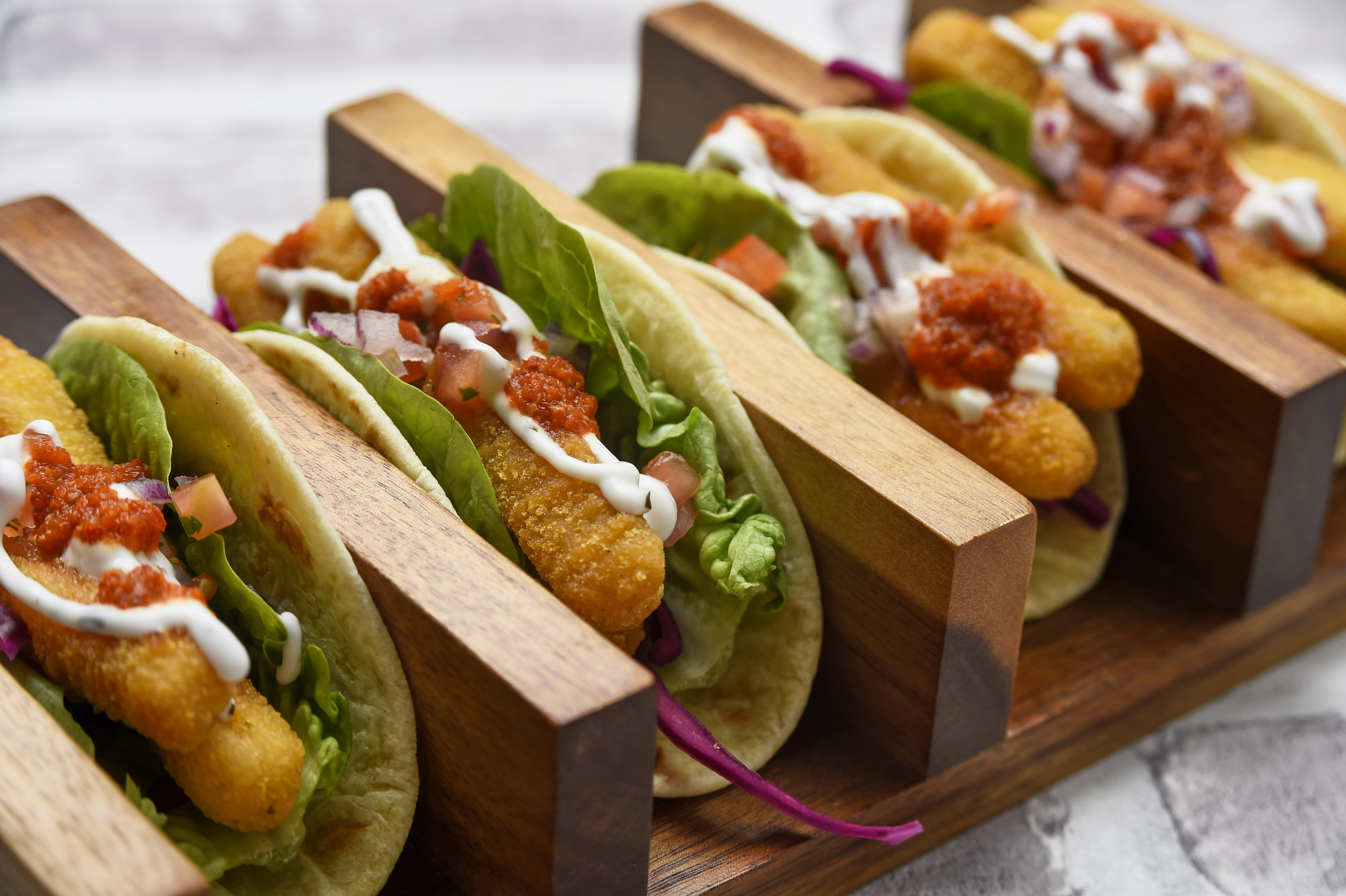 CHICKEN FRIED TACOS 213